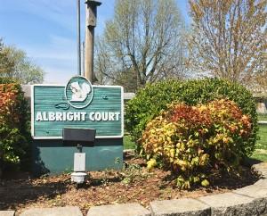 Albright Court